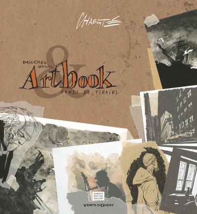 Couverture Artbook Chabouté