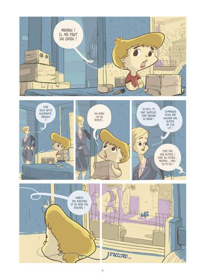 Page 8 Bidou, une vie de chien