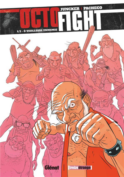 Couverture Octofight tome 1
