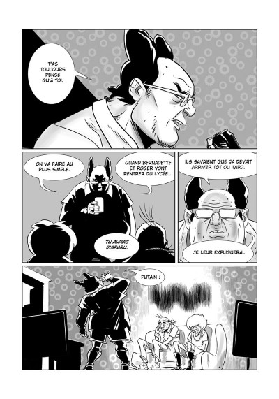Page 4 Octofight tome 1