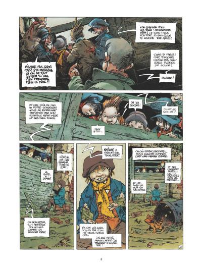 Page 4 Peter Pan - intégrale