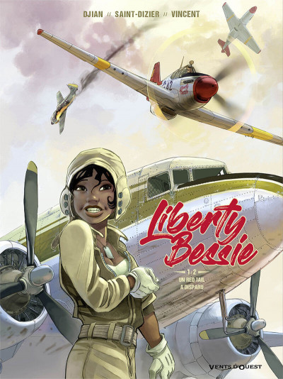 Couverture Liberty Bessie tome 1