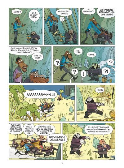 Page 8 Ratafia delirium tome 1