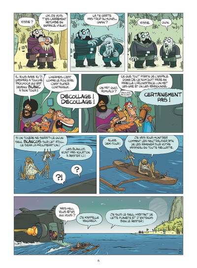 Page 9 Ratafia delirium tome 1