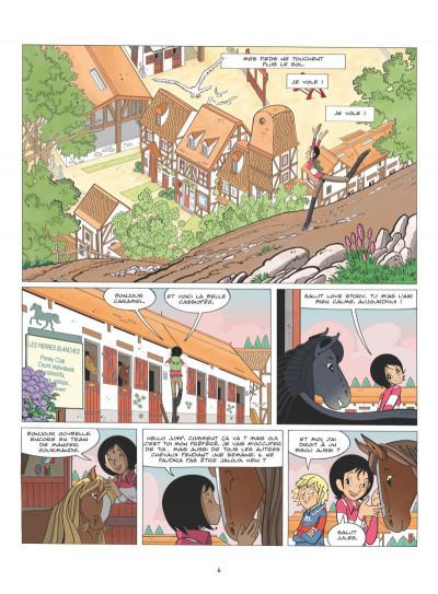 Page 2 Théa cavalière tome 3