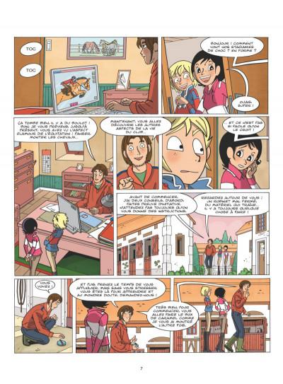 Page 3 Théa cavalière tome 3