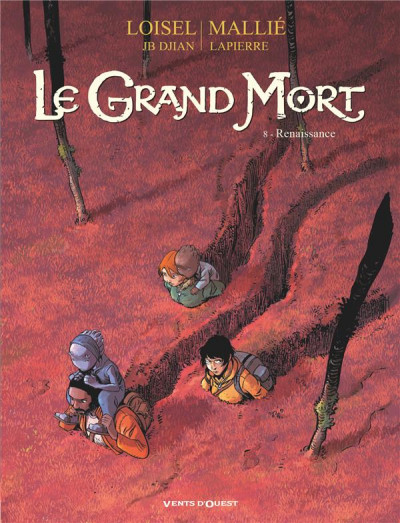 Couverture Le grand mort tome 8