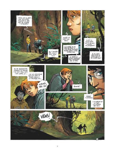 Page 3 Le grand mort tome 8
