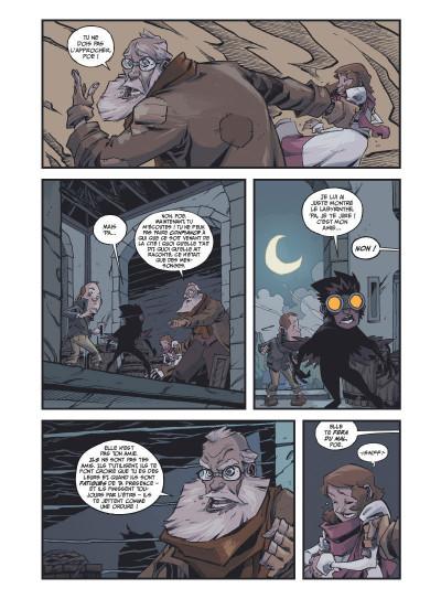Page 2 Les incroyables aventures de l'enfant plume tome 2