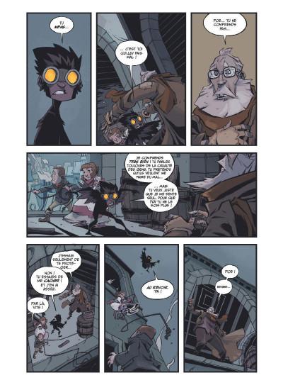 Page 3 Les incroyables aventures de l'enfant plume tome 2