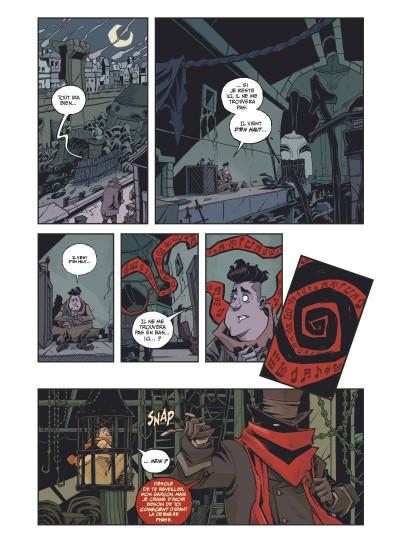 Page 4 Les incroyables aventures de l'enfant plume tome 2