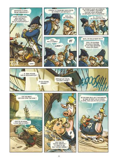 Page 9 Les terreurs des mers tome 1