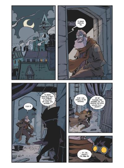 Page 1 Les incroyables aventures de l'enfant plume tome 3