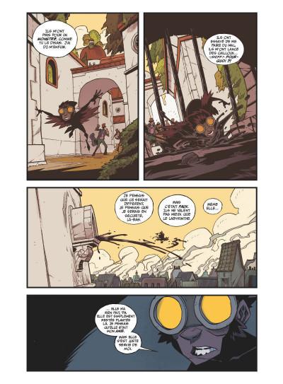 Page 2 Les incroyables aventures de l'enfant plume tome 3