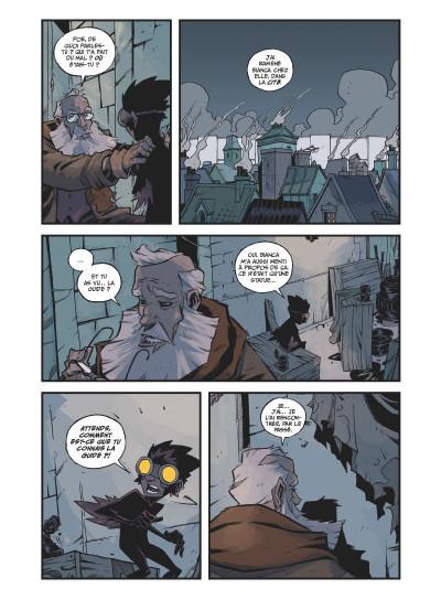 Page 3 Les incroyables aventures de l'enfant plume tome 3