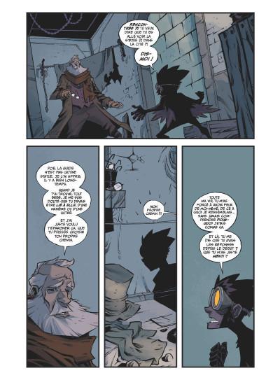 Page 4 Les incroyables aventures de l'enfant plume tome 3