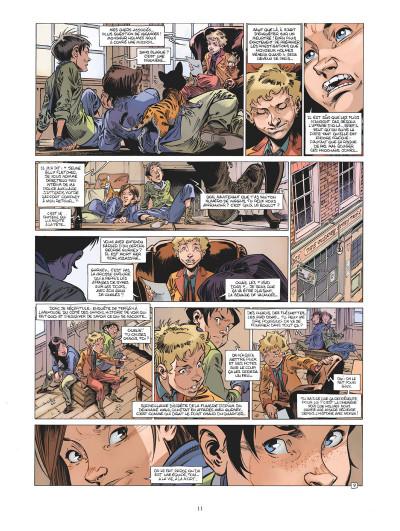 Page 0 Les quatre de Baker Street tome 8