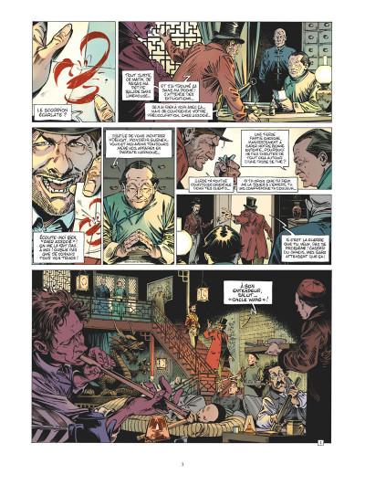 Page 2 Les quatre de Baker Street tome 8