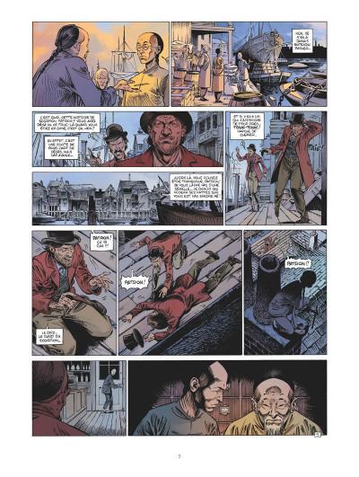 Page 6 Les quatre de Baker Street tome 8