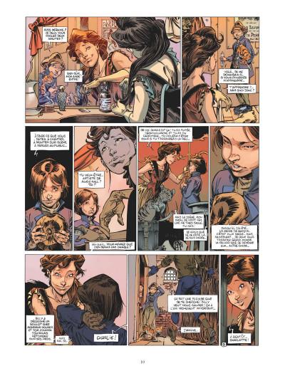 Page 9 Les quatre de Baker Street tome 8