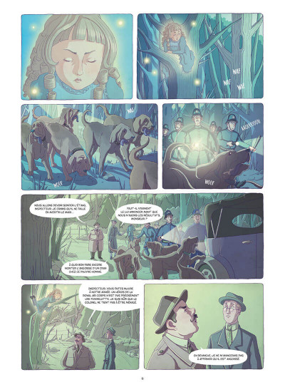 Page 9 La mystérieuse affaire Agatha Christie