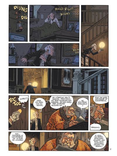 Page 6 Les enquêtes de Lord Harold tome 1