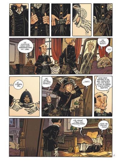 Page 7 Les enquêtes de Lord Harold tome 1