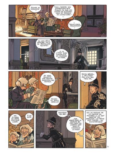 Page 9 Les enquêtes de Lord Harold tome 1