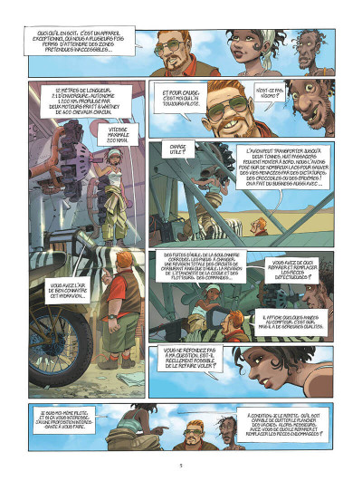 Page 8 Liberty Bessie tome 2
