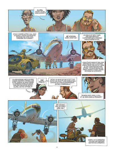 Page 9 Liberty Bessie tome 2