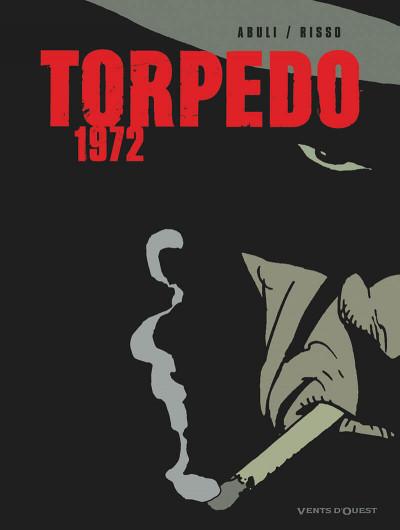 Couverture Torpedo 1972 - Version n&b