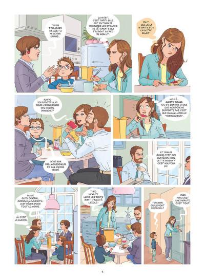 Page 8 Ma vie selon moi tome 4