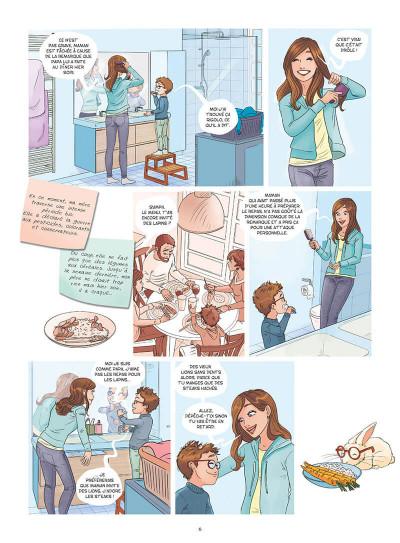 Page 9 Ma vie selon moi tome 4