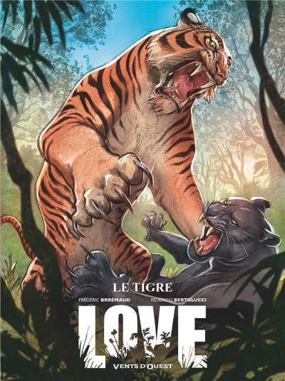 Couverture Love tome 1