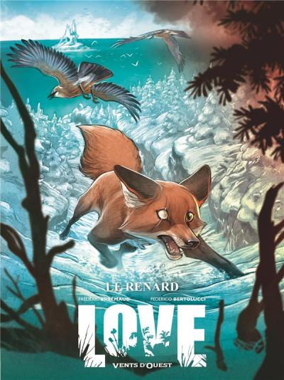 Couverture Love tome 2