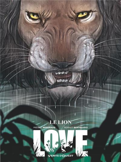 Couverture Love tome 3