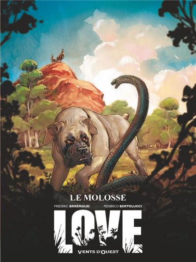 Couverture Love tome 5