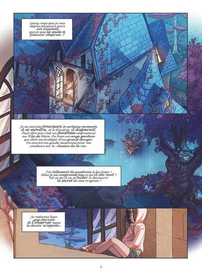 Page 6 Sorceline tome 3