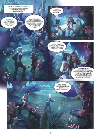 Page 7 Sorceline tome 3