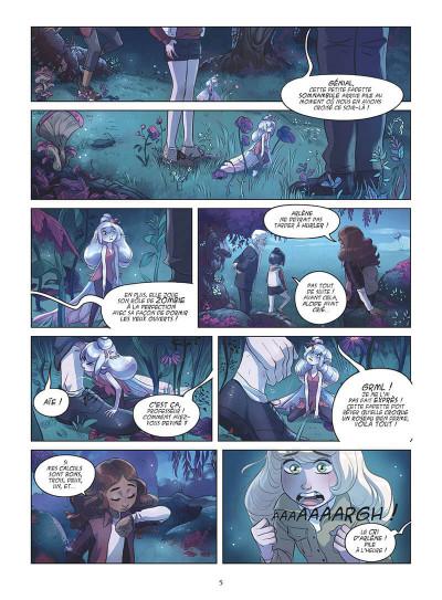 Page 8 Sorceline tome 3