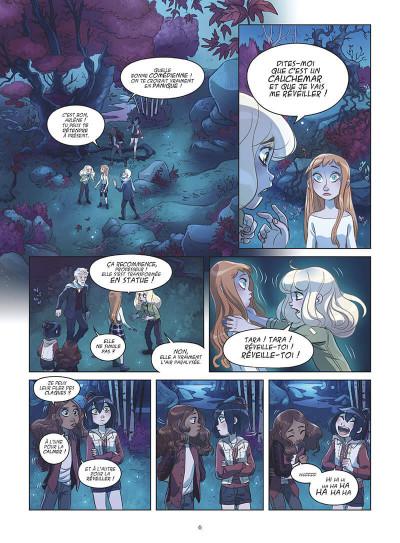Page 9 Sorceline tome 3