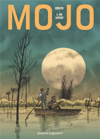 Couverture Mojo - édition 2019