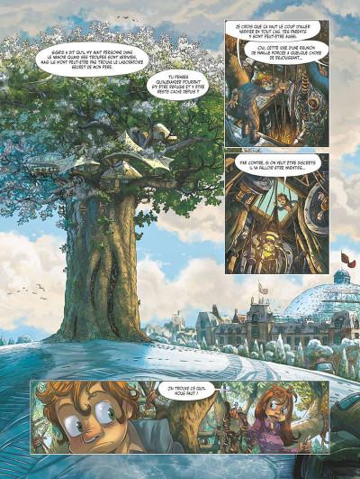 Page 6 Le voyage extraordinaire tome 8