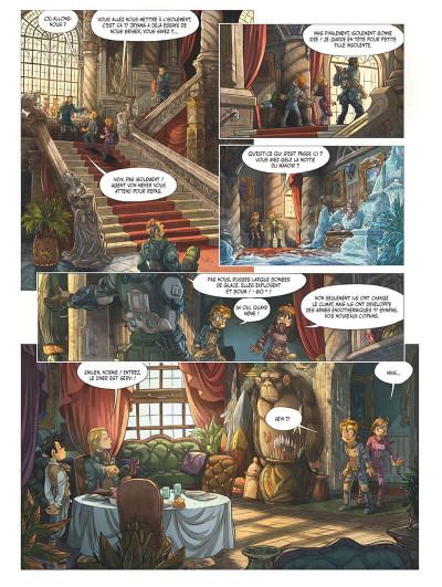 Page 8 Le voyage extraordinaire tome 8