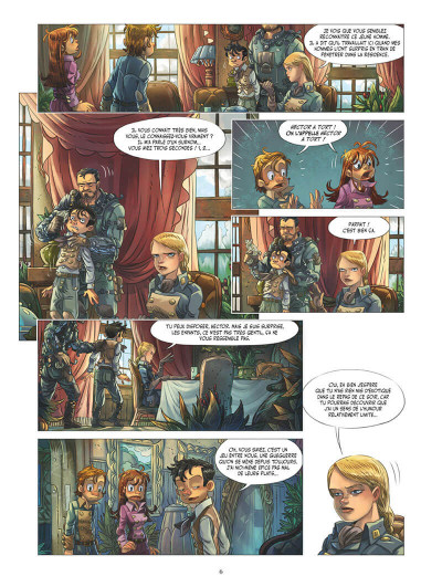 Page 9 Le voyage extraordinaire tome 8