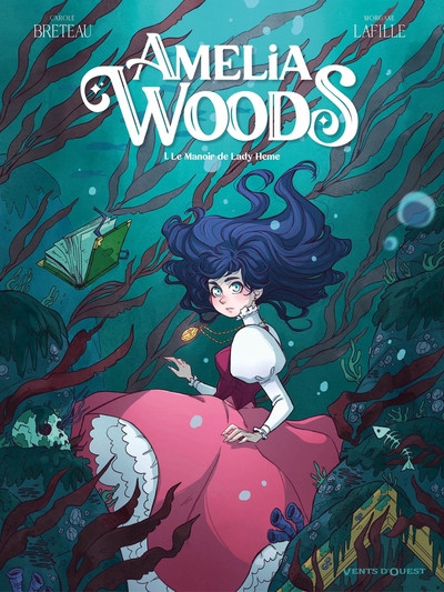 Couverture Amelia Woods tome 1
