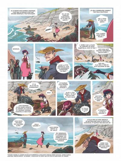 Page 5 Amelia Woods tome 1