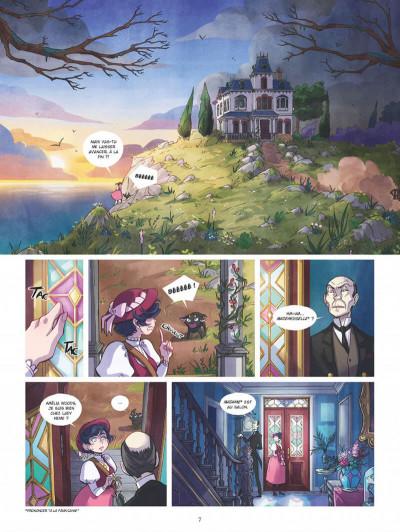 Page 6 Amelia Woods tome 1