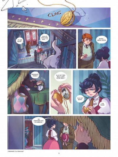 Page 8 Amelia Woods tome 1