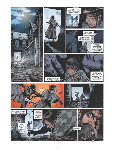 Page 6 Les quatre de Baker street tome 9